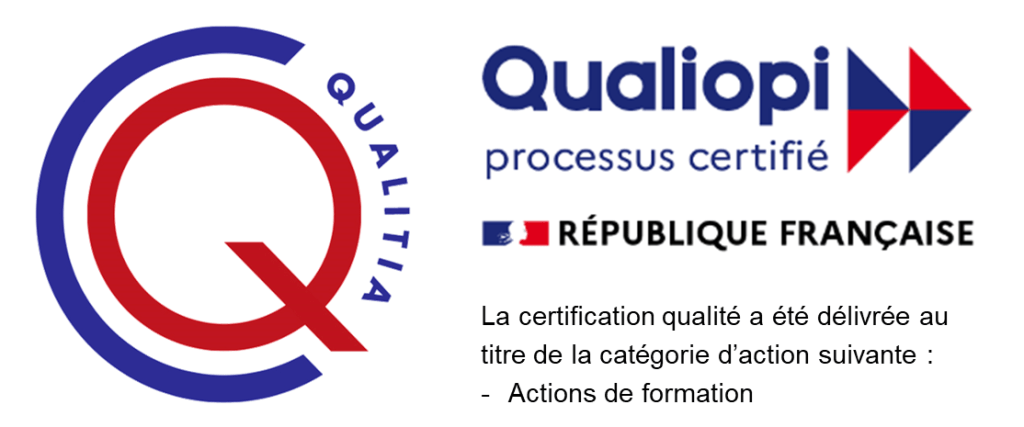 Certification qualiopi, formation qualiopi, formation certifiée qualiopi, organisme de formation