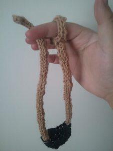 knitting pattern sling shot