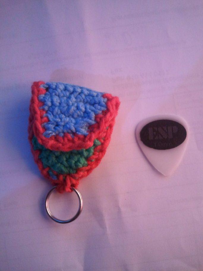 Crochet porteclé