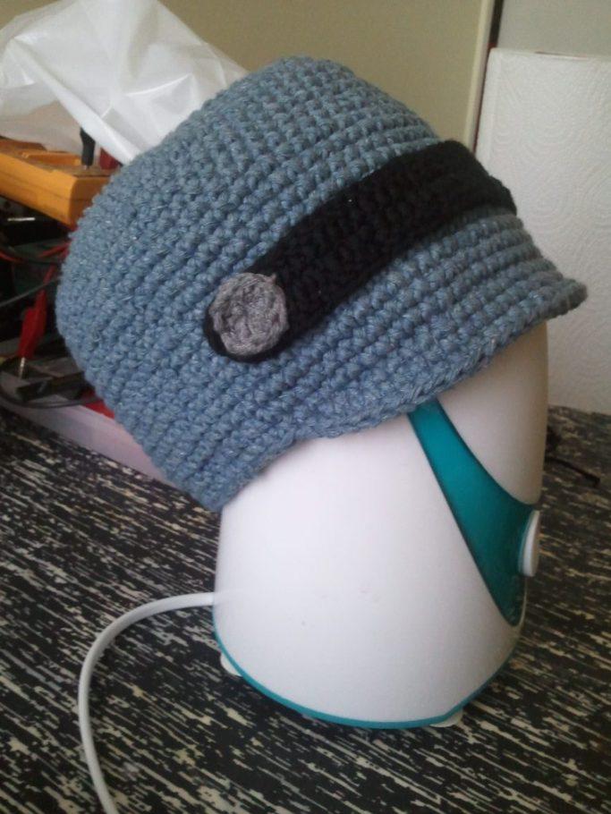 crochet chapeau pour bébé baby sage