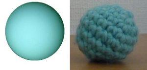 uranus comparaison crochet réalité sonde voyager