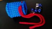 Crochet #15 : Patron Sac de dés Bobble