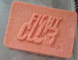 fight club soap with mistakes