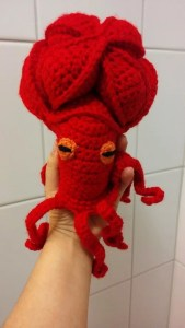 Olive octopus puzzle