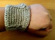 Crochet #39 : Bracelet de force