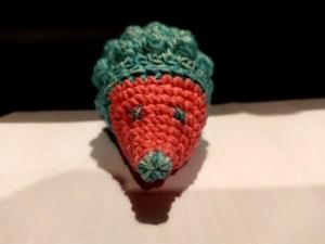 Crochet herisson