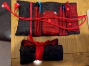 Tutoriel couture #2 : Sac roll up pour rôliste