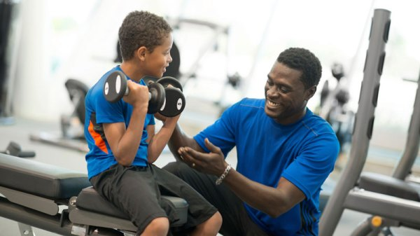 Video: Proper strength training can give young athletes a ...