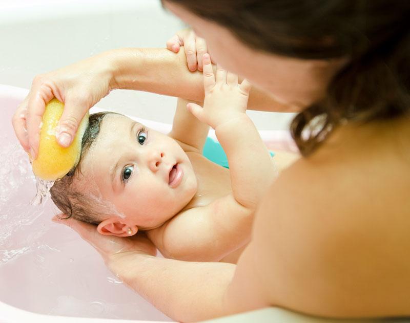 Rub A Dub Dub Keep Your Baby Safe In The TubInside
