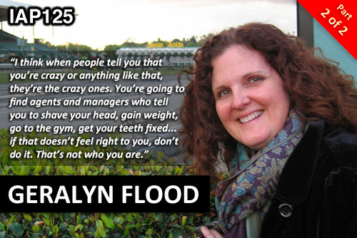EPISODE 125: GERALYN FLOOD (PART 2)