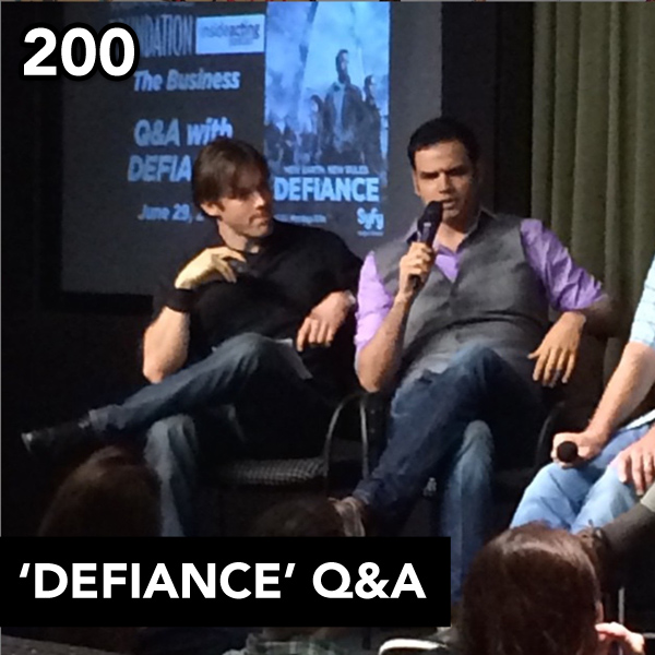 EPISODE 200: 'DEFIANCE' Q&A