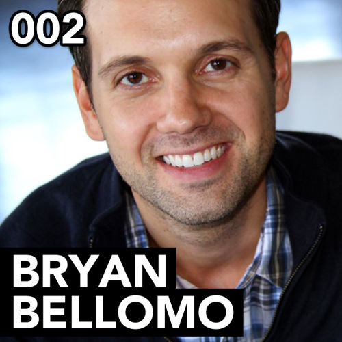 Inside Acting Podcast Episode 002: Bryan Bellomo