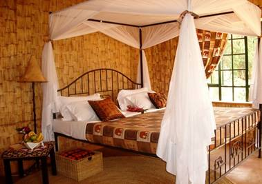 The Octagon Safari Lodge