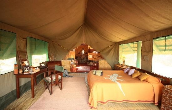 Mwagusi Tented Camp