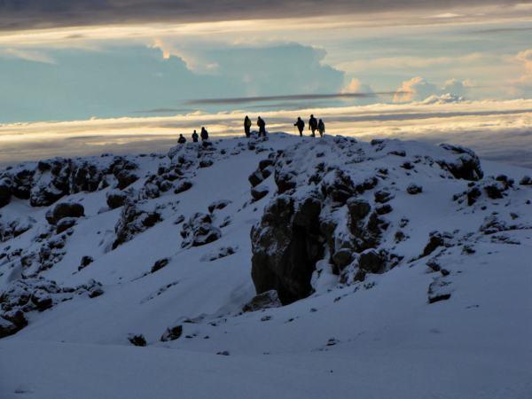 Kilimanjaro Northern Circuit Climb