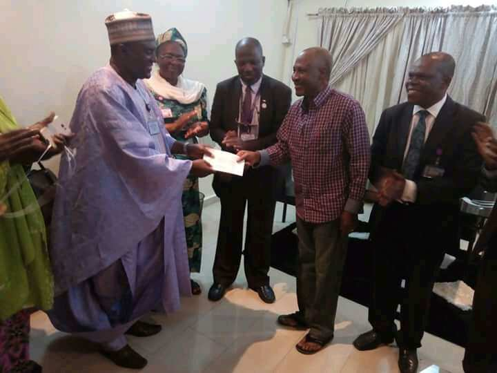 Image result for OFFICIAL INAUGURATION OF PROF ABDULLAHI BALA