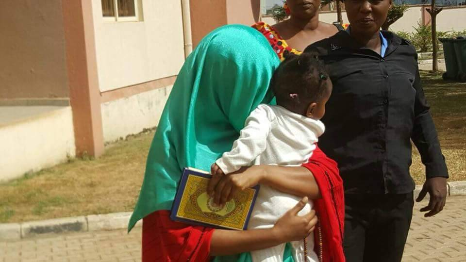 Image result for ICPC to dock Maryam Sanda's mother, Maimuna over fraud