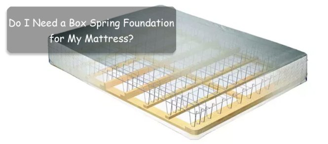 What Is A Box Spring Foundation