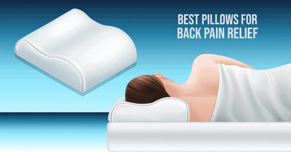 https insidebedroom com best pillow for back pain