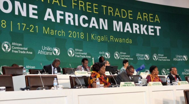 AU, UNIDO, Others Seek Implementation Of Continental Trade Deal