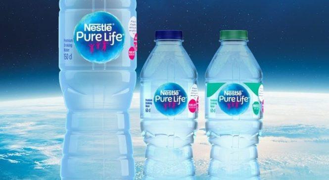 Nestlé Waters Nigeria re-launches Nestlé Pure Life