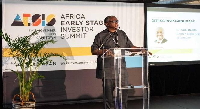 12 African startups to participate in 2019 venture showcase