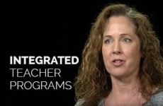 Stephanie Biagetti, Integrated Teacher Programs