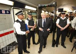 As the capital's police chief, Boris Johnson has failed to implement a single recommendation of the Croydon Riots Review Panel