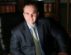 Gavin Barwell: a stroke of the cartographer's pen has given him an extra 14,000 votes
