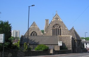 St Andrew's Church in South Croydon: a developing community hub