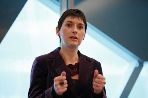 LibDem AM Caroline Pidgeon, once an election rival of Shawcross, now often an ally across the floor of City Hall