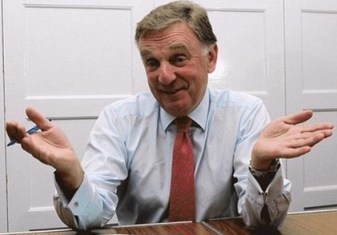 Richard Ottaway, MP for Croydon South: voting in favour of gay marriage, despite opposition in his local party
