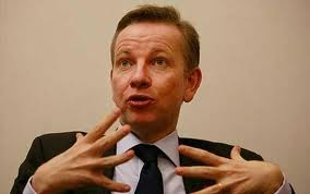 Even with this many fingers, Croydon's school figures don't add up: Education minister Michael Gove