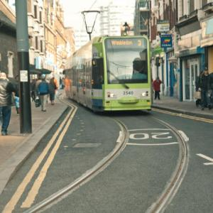 The Croydon tram system is widely hailed as a success: yet London Mayor Boris Johnson has broken his election promise to extend the system to Crystal Palace