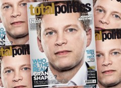 The January issue of Total Politics has Grant Shapps as its cover star. The thought of the choice of centrefold is too horrible to contemplate...