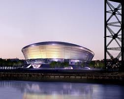 Glasgow's new venue, the Hydro. Croydon has the Fairfield Halls