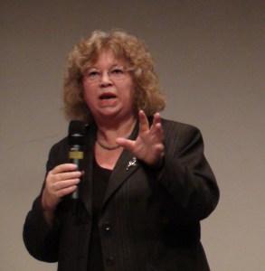 Green MEP Jean Lambert: to visit Beddington on Friday