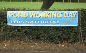 Pond_Working_Day_sign