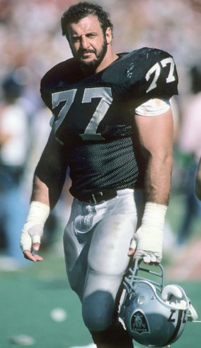 Lyle Alzado: former NFL player, dead at 43