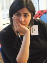 Hamida Ali: poor choreography