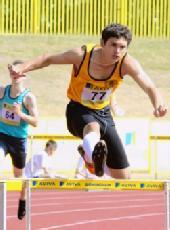European junior medal-winner Jacob Paul