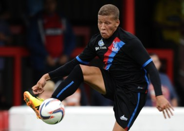 Dwight Gayle: summer signing on the scoresheet at Waterford