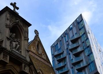 The Saffron Square tower: