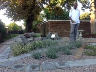Birdhurst Garden 1