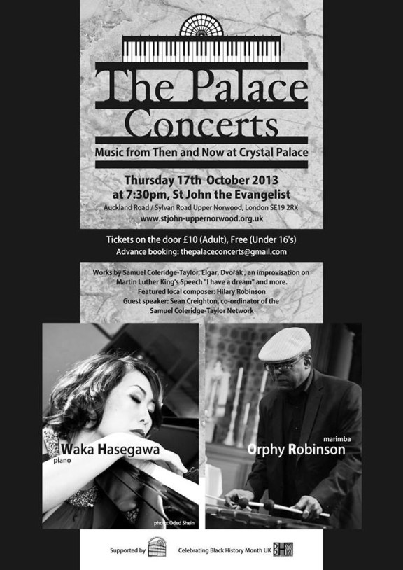 Crystal Palace concert