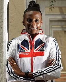 "Croydon Harrier Donna Fraser: track star-turned-cricket ""coach"""