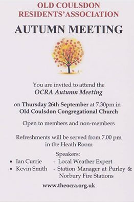 Old Coulsdon autumn meeting