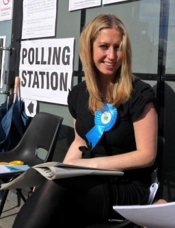 """The """"real"""" Laura Trott: Camden councillor and No10 spad Laura Trott, coming to a selection meeting in Croydon soon?"""