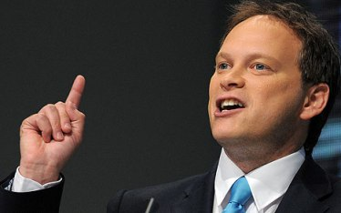 Grant Shapps: will find out tonight exactly what the Conservative party has been doing in Croydon