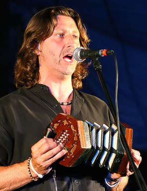 Steve Knightly: going back to his countryside roots